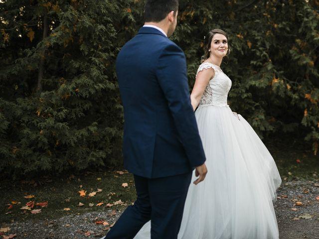 Adam and Chelsea's wedding in Peterborough, Ontario 58