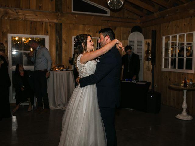 Adam and Chelsea's wedding in Peterborough, Ontario 80