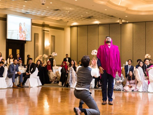 Rumsha and Shahbaz's wedding in Mississauga, Ontario 7