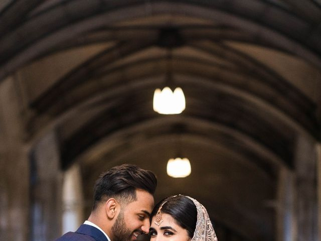 Rumsha and Shahbaz's wedding in Mississauga, Ontario 18
