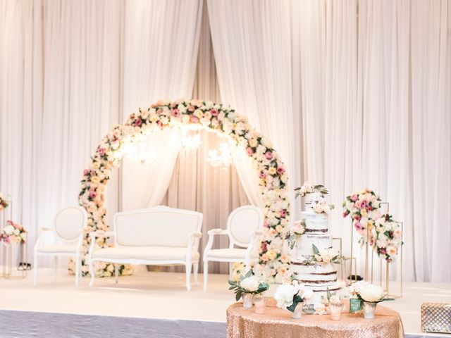 Rumsha and Shahbaz's wedding in Mississauga, Ontario 20