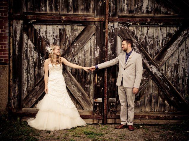 The wedding of Karina and Jordan