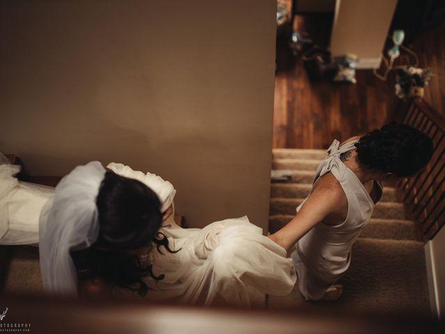 Amber and Michael's wedding in Kelowna, British Columbia 20