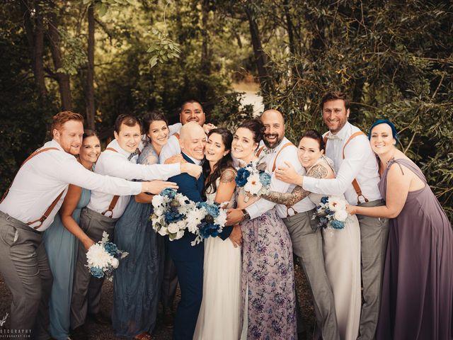 Amber and Michael's wedding in Kelowna, British Columbia 30