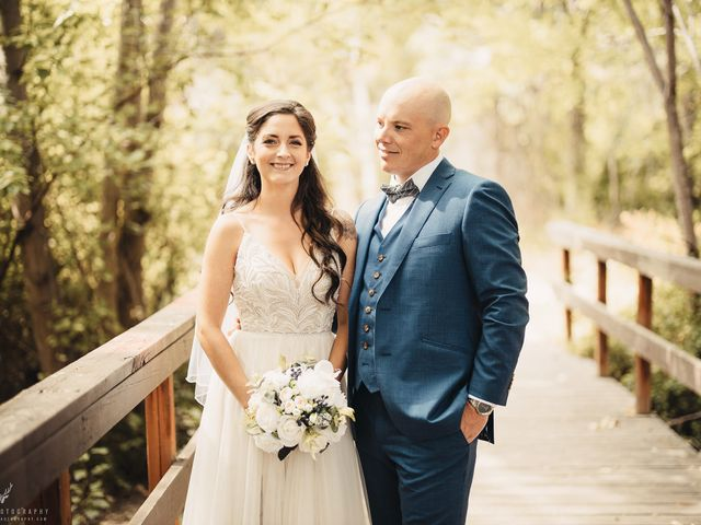 Amber and Michael's wedding in Kelowna, British Columbia 37