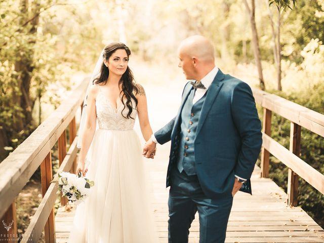 Amber and Michael's wedding in Kelowna, British Columbia 40