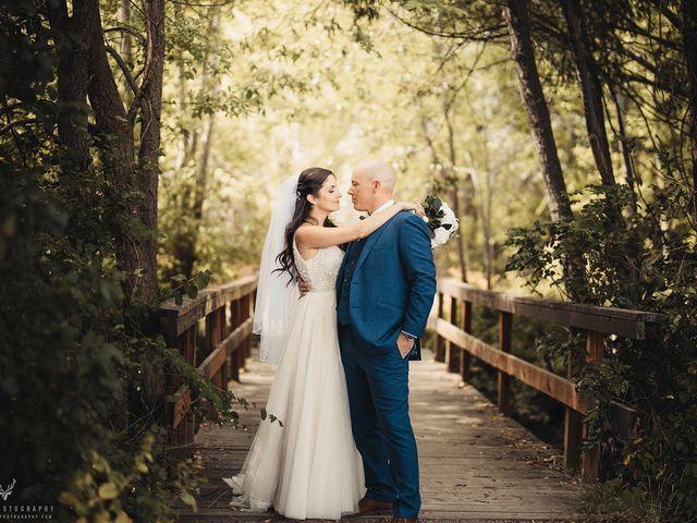 Amber and Michael's wedding in Kelowna, British Columbia 42