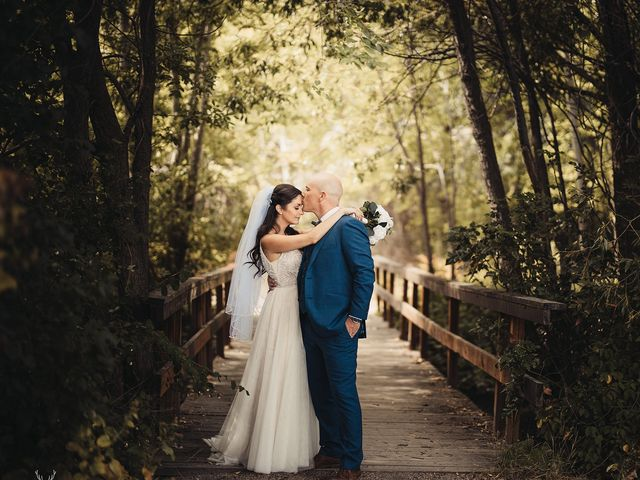 Amber and Michael's wedding in Kelowna, British Columbia 43