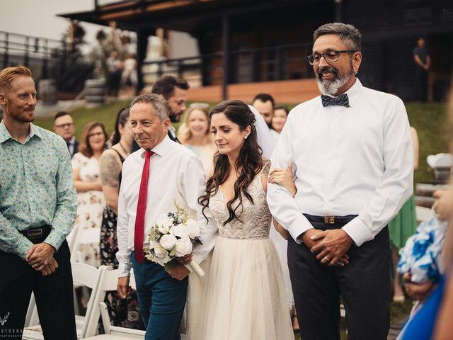 Amber and Michael's wedding in Kelowna, British Columbia 55