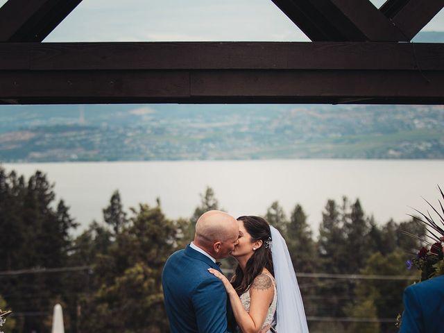Amber and Michael's wedding in Kelowna, British Columbia 61