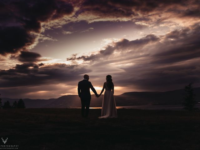 Amber and Michael's wedding in Kelowna, British Columbia 77