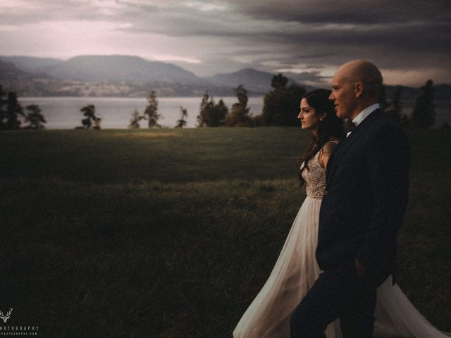 Amber and Michael's wedding in Kelowna, British Columbia 78