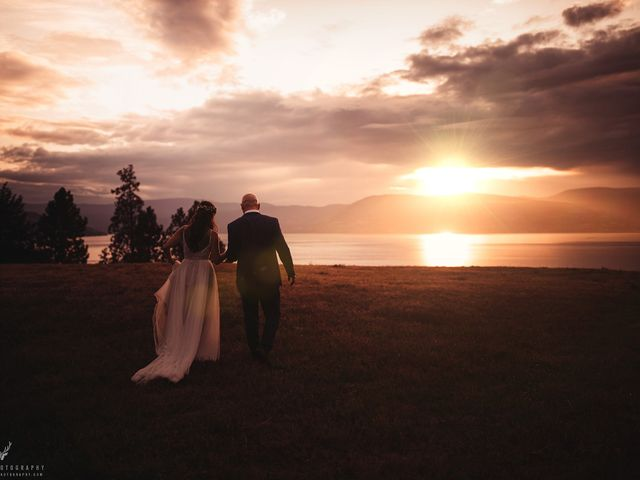 Amber and Michael's wedding in Kelowna, British Columbia 80