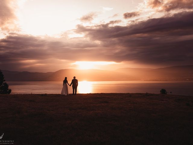 Amber and Michael's wedding in Kelowna, British Columbia 82