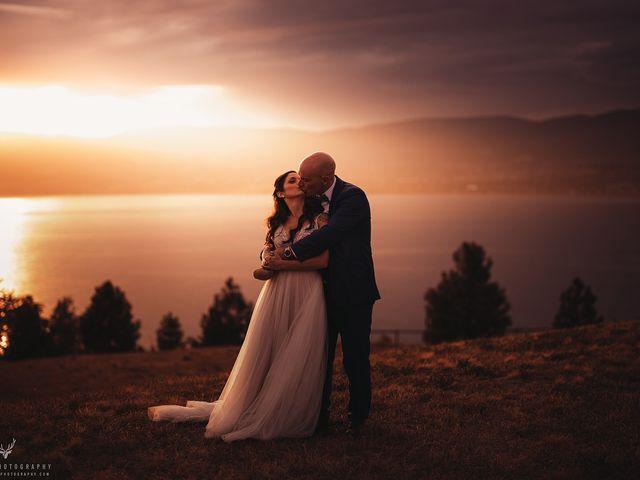 Amber and Michael's wedding in Kelowna, British Columbia 88