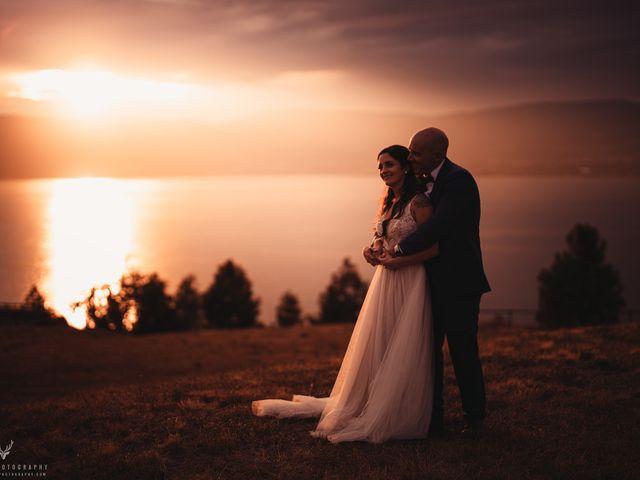 Amber and Michael's wedding in Kelowna, British Columbia 89