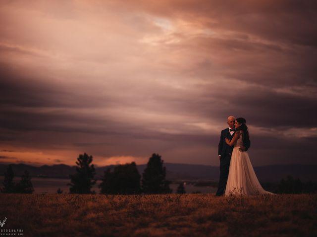 Amber and Michael's wedding in Kelowna, British Columbia 91