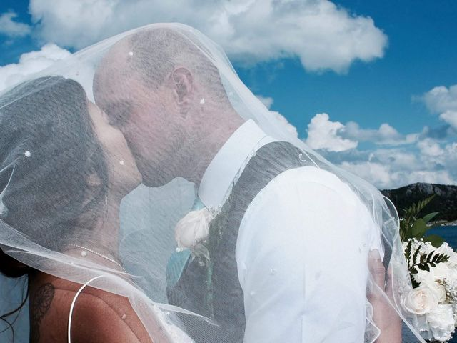 The wedding of Ginela and Shawn