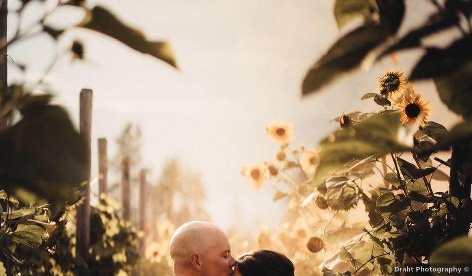 Amber and Michael's wedding in Kelowna, British Columbia