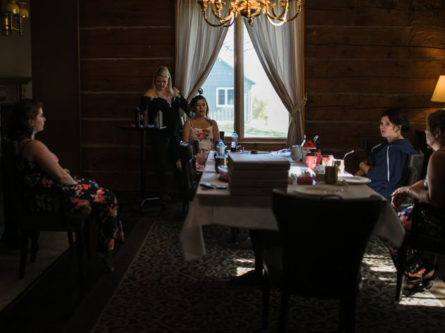 Jeffrey and Lisa's wedding in Bobcaygeon, Ontario 3