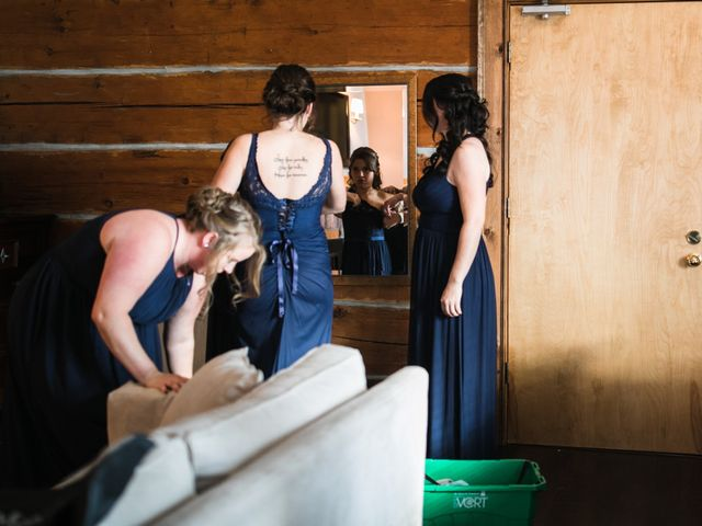 Jeffrey and Lisa's wedding in Bobcaygeon, Ontario 16