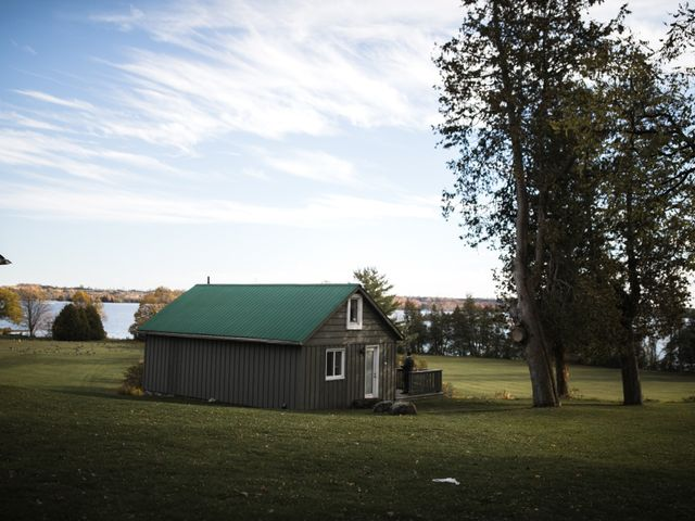 Jeffrey and Lisa's wedding in Bobcaygeon, Ontario 27
