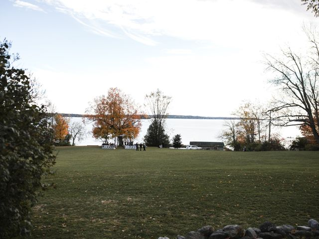 Jeffrey and Lisa's wedding in Bobcaygeon, Ontario 29