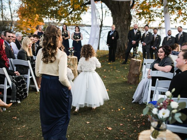 Jeffrey and Lisa's wedding in Bobcaygeon, Ontario 36