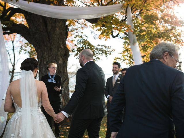 Jeffrey and Lisa's wedding in Bobcaygeon, Ontario 38