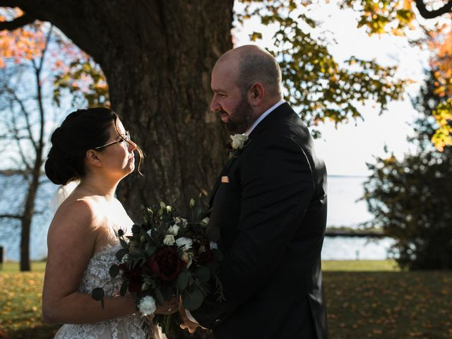 Jeffrey and Lisa's wedding in Bobcaygeon, Ontario 41