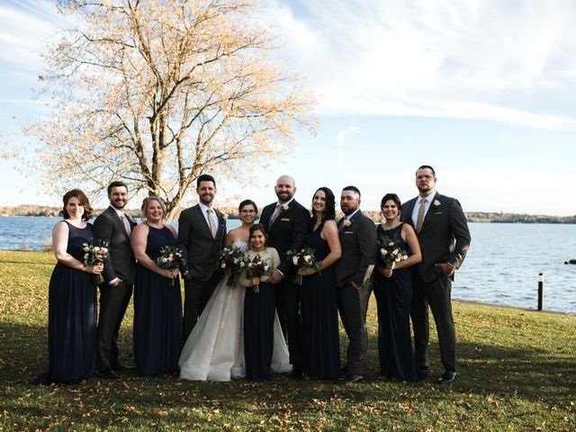 Jeffrey and Lisa's wedding in Bobcaygeon, Ontario 49
