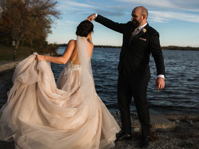 Jeffrey and Lisa's wedding in Bobcaygeon, Ontario 51