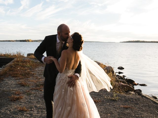 Jeffrey and Lisa's wedding in Bobcaygeon, Ontario 53
