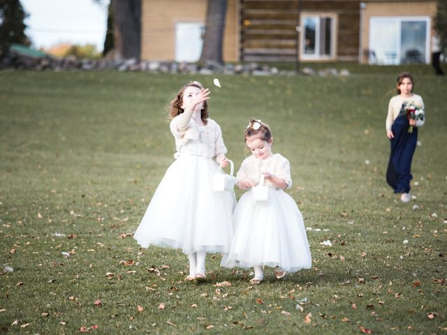Jeffrey and Lisa's wedding in Bobcaygeon, Ontario 55