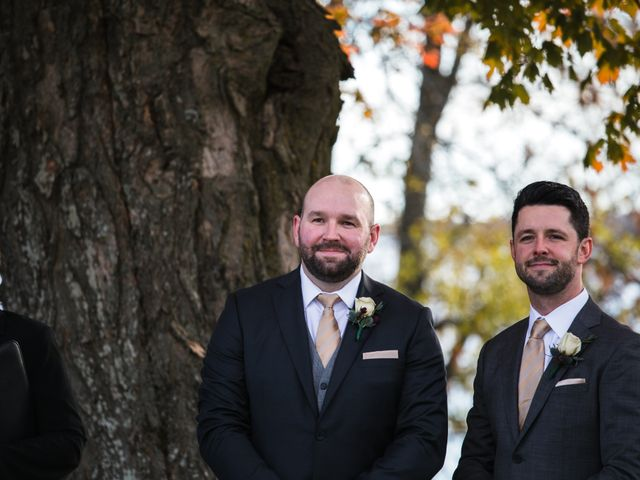 Jeffrey and Lisa's wedding in Bobcaygeon, Ontario 57