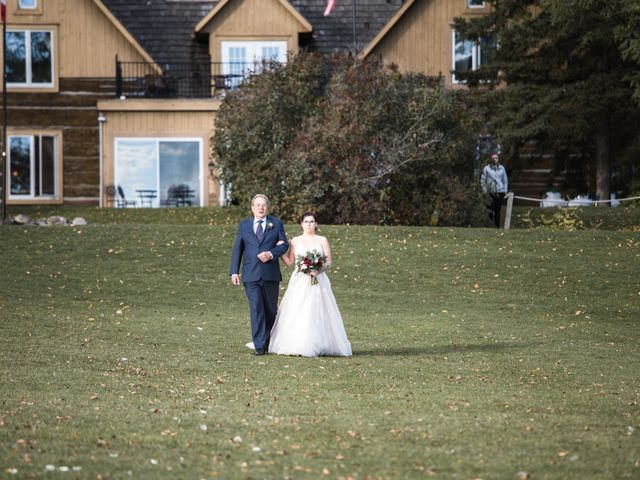 Jeffrey and Lisa's wedding in Bobcaygeon, Ontario 59