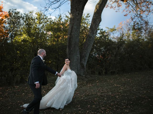Jeffrey and Lisa's wedding in Bobcaygeon, Ontario 61