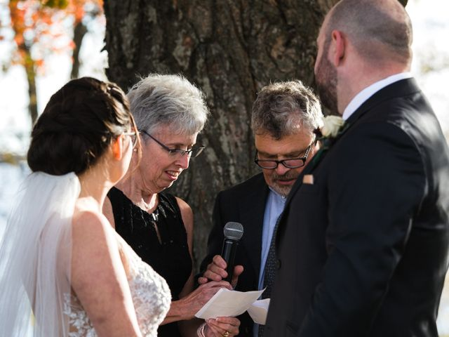 Jeffrey and Lisa's wedding in Bobcaygeon, Ontario 64