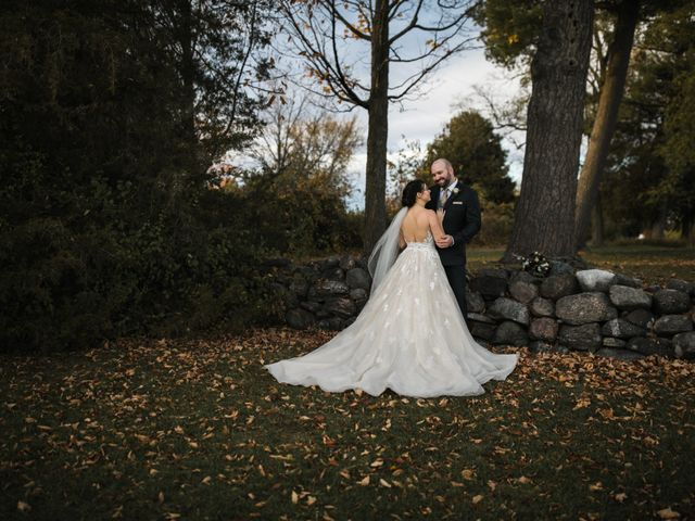 Jeffrey and Lisa's wedding in Bobcaygeon, Ontario 66