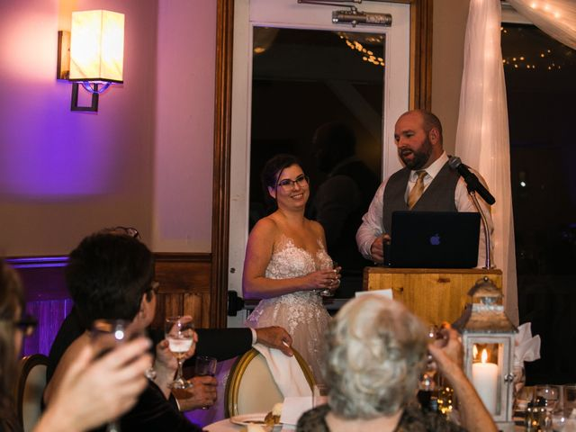 Jeffrey and Lisa's wedding in Bobcaygeon, Ontario 99
