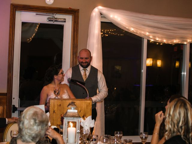 Jeffrey and Lisa's wedding in Bobcaygeon, Ontario 101