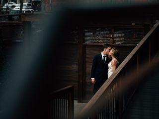 The wedding of Jessica and Craig 1
