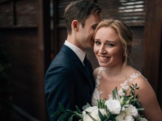 The wedding of Jessica and Craig 2