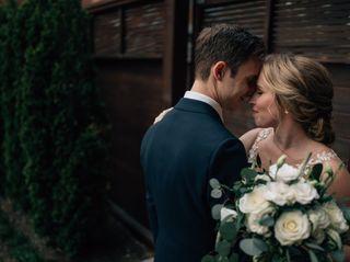 The wedding of Jessica and Craig