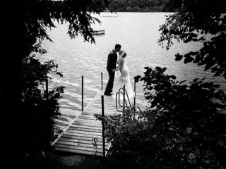 The wedding of Ella and Matt