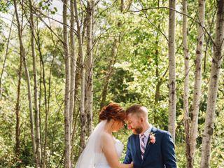 The wedding of Samantha and Keith 3