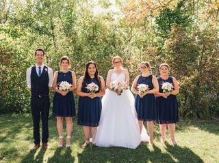 The wedding of Samantha and Keith 2