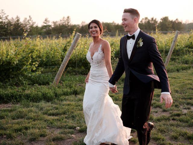 The wedding of Linda and Adam