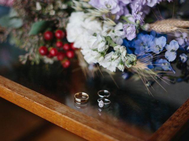 James and Alexandra's wedding in Wellington, Ontario 6