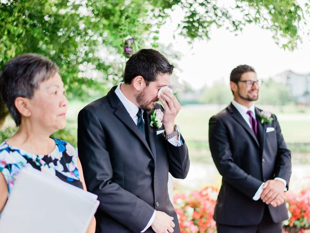 Alex and Shelby's wedding in Pitt Meadows, British Columbia 1